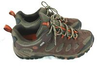 Merrell Select Dry Hiking Shoes Men's US 13 Suede Leather Walking Trail Athletic