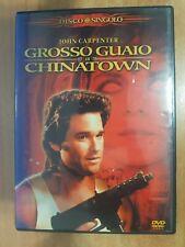 DVD GROSSO GUAIO A CHINATOWN