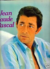 VINYL 33 Trs./...JEAN CLAUDE PASCAL.../...L'AMOUR C'EST COMME UN JOUR......
