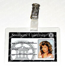 Terminator Sarah Connor ID Badge Cyberdyne Cosplay Prop Costume Gift Comic Con