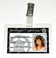 Terminator Sarah Connor ID Badge Cyberdyne Cosplay Prop Costume Gift Christmas