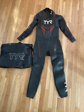 TYR Men's Hurricane Category 5 Wetsuit - Size Large