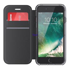 Griffin iPhone 8 7 6S 6 Survivor Clear Wallet Protective Cover Case