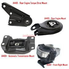 Engine Motor & Trans. Mount 4PCS. for 04-09 Mazda 3 2.0L, 2.3L