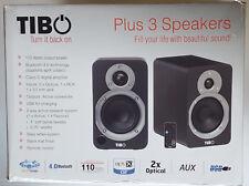 TIBO PLUS 3 SPEAKERS 110 WATTS BLUETOOTH 4.0  CLASS-D DIGITAL AMPLIFIER