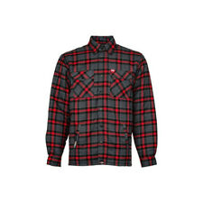 Jacket Flannel BELL Dixxon Grey/Red Size XL