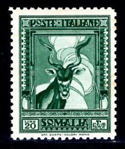 ITALIENISCHE KOLONIEN SOMALIA 1932 187A ** POSTFRISCH HOHER WERT (M0227