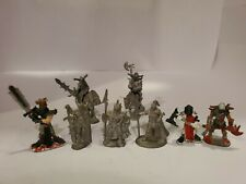 D&D Vintage Ral Partha Hero Champions And Horses