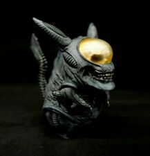 H.R. Giger Big Chap Alien Pokemon Pikachu Art Statue