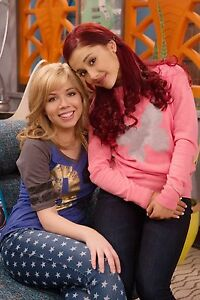 SAM & CAT 9 ARIANA GRANDE POSTER - A3 SIZE 297X420MM + FREE SURPRISE POSTER