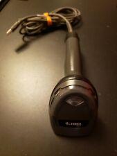Zebra Ds2208 Handheld Scanner With Usb Cord
