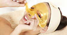 6XGold Collagen Crystal Face Masks Lifting Firming Anti Ageing Facial Skin Care