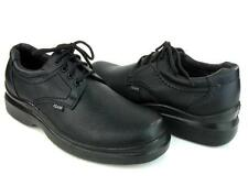 Men's Kitchen Non-slip Lace Up Working Skid Resistance Shoes Synthetic Black