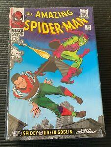 THE AMAZING SPIDER-MAN OMNIBUS VOL. 2 (Stan Lee * John Romita) Hardcover