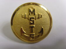 Vintage united states Military sea transportation service uniform button 49464