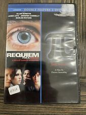 Requiem for a Dream/Pi: Faith In Chaos | Double Feature (Dvd, 2009)