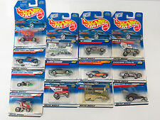 Lot of 13 Hot Wheels New in Boxes - Collector #'s Between 640 & 1083