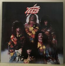 TEEZE Teeze 1985 Vinyl LP EXCELLENT CONDITION  first same self titled debut