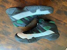 Vintage 90s Adidas EQT Equipment Trainer/Basketball Shoes US 13 Green/Black