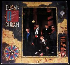 DURAN DURAN SEVEN AND THE RAGGED TIGER LP 1983 1ST PRESS VINYL BRAZIL MEGA RARE