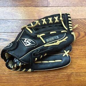 "Louisville Slugger Genesis 1884 13"" RHT Baseball Softball Glove GENBD-1300 Black"
