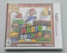 Super Mario 3D Land - Nintendo 3DS New Sealed NIB, Free Shipping!