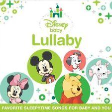 Various Artists, Dis - Disnel Baby Lullaby / Various [New CD]