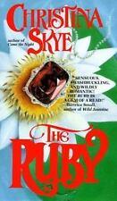 * The Ruby by Roberta Stalberg and Christina Skye V-GOOD PB COMBINE&SAVE