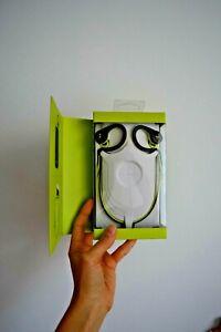 Excellent Plantronics Backbeat Fit Headphones Sweatproof Green OpenBox