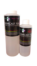 Clearcast 7050 clear casting jewelry epoxy resin - 24oz