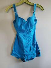 Vintage 1960s Jazten One Piece Bathing Suit Size 12