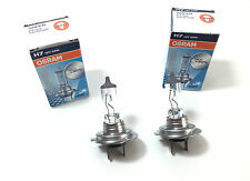 2 x OSRAM H7 SUPER +30 % MEHR LICHT 64210SUP ECE R37 12V 55W MADE IN GERMANY