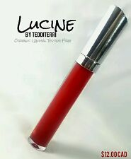 5Ml Organic Tinted Lip Gloss |Lucine By TeddiTerri| Animal Testing Free