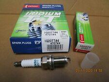 DENSO IRIDIUM SPARK PLUG IQ20TT#4  4707 JAGUAR FORD RENAULT ROVER SAAB X4 PACK