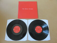 THE WHITE STRIPES Elephant XL RECORDS 2x LP VERY RARE UK PROMO 1ST ISSUE XLLP162
