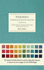 Werner's Nomenclature of Colours: Adapted to Zoology, Botany, Chemistry, Minerol