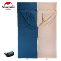 Naturehike Ultralight Sleeping Bag Liner Cotton Outdoor Camping Hiking Tent Mat