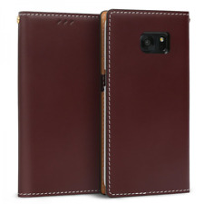 Wetherby Leather iPhone 6 Plus and 6s Plus Case Dark Brown Genuine Free Postage