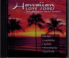 HAWAIIAN LOVE SONGS-THE DIAMOND HEAD PROJECT- MINT CD