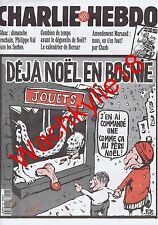 Charlie Hebdo n°127 du 30/11/1994 Noël Bosnie Riss