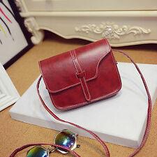 Women Fashion Bag Shoulder Messenger Bag Leather Satchel Crossbody Tote Handbag