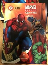 Álbum Marvel Heroes Galp 2005