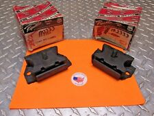 1966 TO 1972 FORD MERCURY 6 CYLINDER L+R NEW FRONT MOTOR MOUNT SET OF 2 USA MADE