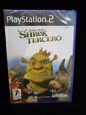 Shrek Tercero  nuevo y precintado playstation 2