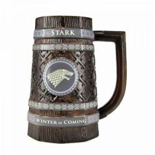 Le Trône de fer chope céramique Stark 0,9 L Game of Thrones Mug Stein 452208