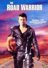 The Road Warrior (2nd Mad Max Movie) Mel Gibson, Bruce Spence BRAND NEW DVD