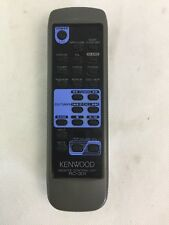 Kenwood RC-301 Remote Control  - For CD Mini Stereo System RXDA3 RXDA8 XD43 RXD
