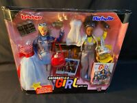 "1999 ""Generation Girl"" Gift Set Barbie & Nichelle 25503 Mattel"