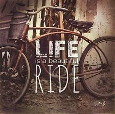 Marla Rae Life Is A Beautiful Ride Open Edition