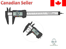 LCD Digital Electronic Vernier Caliper Gauge Micrometer 150mm 6""